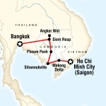 SF State Student Travel Cambodia on a Shoestring for San Francisco State University Students in San Francisco, CA