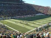 University of Oregon Tickets USC Trojans at Oregon Ducks Football for University of Oregon Students in Eugene, OR