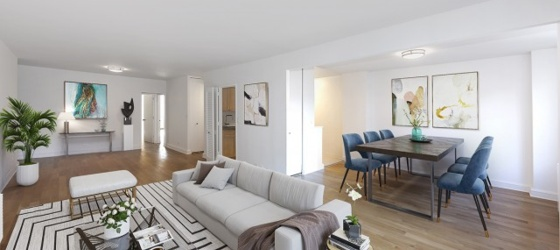 New York Housing WEST RIVER HOUSE - A full service, 24-hour luxury doorman building. Huge Conv 2 Bed, 2 Bth with Private Balcony. NO FEE. Pets Welcome. OPEN HOUSE THUR 12:30-5 & SAT/SUN 11-2 BY APPT ONLY for New York Students in New York, NY