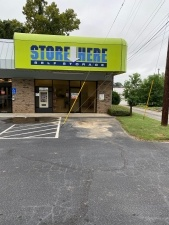 Mercer Storage Store Here Self Storage - Macon - Riverside Drive for Mercer University Students in Macon, GA